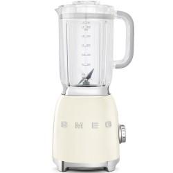 Blender Smeg BLF01CREU, 800W, 1.5 L, 4 viteze, Crem