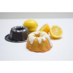 Set 2 mini  forme de tort 10x4 cm-Tala-10A11615