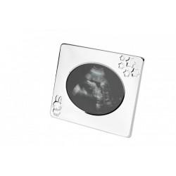 Rama foto miffy 9x6.5 cm,placat cu argint lacuit- 6909231