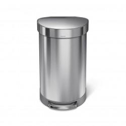 Cos de gunoi mat, 45 l, Simplehuman- CW2030