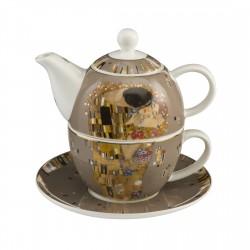 Ceainic 0.35 L The Kiss-Gustab Klimt- 67013541