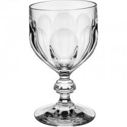 Pahar apa cu picior Bernadotte, sticla cristalizata, 0.33 l-041822