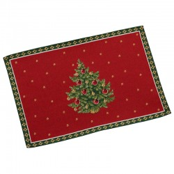 Placemat 32x48 cm Toy's Delight Gob. Placemat Tree-370975