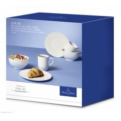 Set mic dejun 6 pcs pentru 2 persoane For Me-342668