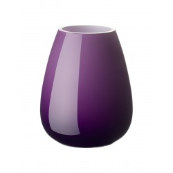 Vaza drop mini dark lilac, cod 339347