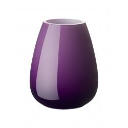 Vaza drop mini dark lilac, cod 339347