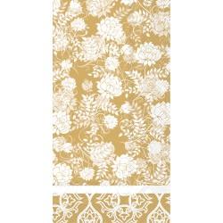 Servetele dreptunghiulare  Classic Garden Gold Guest Towel- BF803309