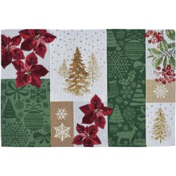 87674 Placemat X-MAS Magic 43x32 cm-257317