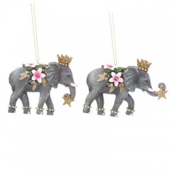 Decoratiune brad elefant 2as -14063