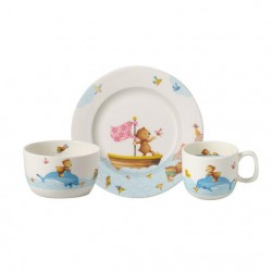 Set pentru copii 3 pcs Happy as a Bear-364158