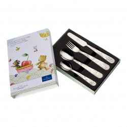 Set tacamuri copii 4 pcs Hungrybas a Bear-361829