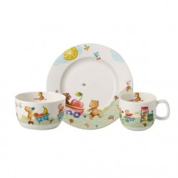Set pentru copii 3pcs Hungry as a Bear-364172