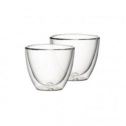 Set 2 pahare transparente Artesano Hot&Cold Bev. Tumbler M-363915