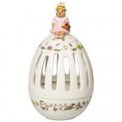 Decoratiune Paste-Suport lumanare Bunny tales tea light holder egg-387003