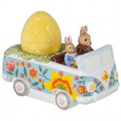 Figurina Paste- Masinuta Bunny tales bus-387065