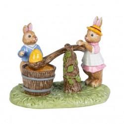 Decoratiune Paste-Bunny tales egg dip-painting-387072