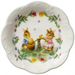 Bol mediu 24 cm Spring Fantasy egg dip-painting-387157