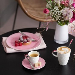 Lingurita espresso Caffe club Touch of Rose - 330559