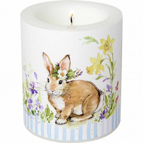 Lumanare Lovely Bunny - CKM 844249