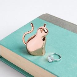 Suport inele Anigram cat, UMBRA - 522137