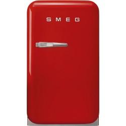 Mini frigider rosu Smeg, FAB5RRD3