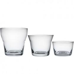 Set 3 pahare sticla