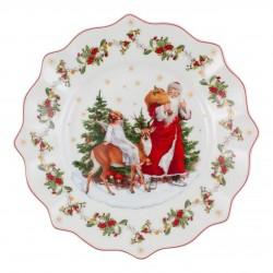 Farfurie aperitiv, Annual Christmas Edition 2020, Villeroy&Boch- 392946
