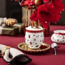 Pahar din portelan pentru ceai/ciocolata calda Toy's Delight - 393066