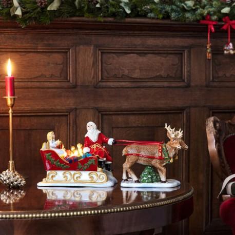 Decoratiune portelan Christmas Toy's Sleigh Nostalgia - 392496