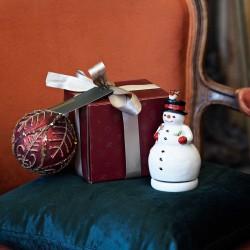 Decoratiune muzicala Snowman Nostalgic melody-362369