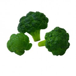 Set 3 brocoli decor