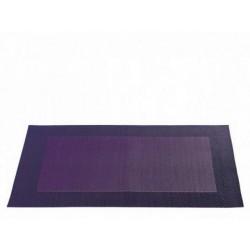 Placemat vinyl 33*46 cm lilla