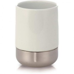 Suport periuta dinti white porcelain