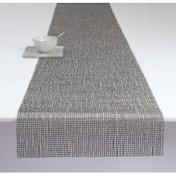 Runner 36-183 woven lattice caviar