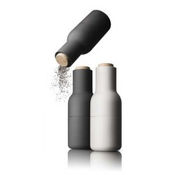 Set salt&pepper small bottle grinder