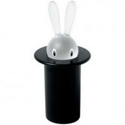 Suport scobitori magic bunny black
