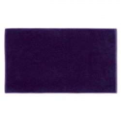 Covoras baie 60x100 cm bamboo luxe blue grape
