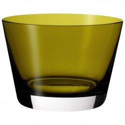 Bol aperitive olive colour concept