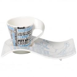 Ceasca espresoo cup and saucer newwave caffe sydney
