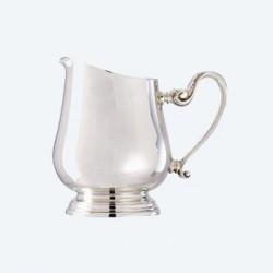 Recipent pentru lapte placat cu argint Contour
