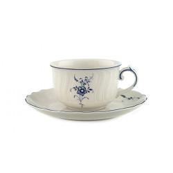Ceasca ceai 0.20 l cu farfurie 16 cm old luxembourg