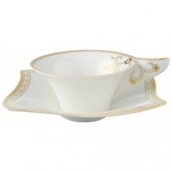 Ceasca ceai 0.20 l cu farfurie 17x17 cm samarah
