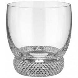 Pahar din sticla cristalizata whisky 0.36 l octavie, cod 023910