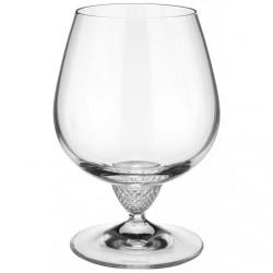 Pahar din sticla cristalizata cognac 0.32 l octavie, cod 023163