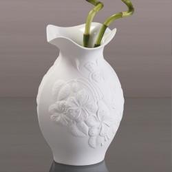 Vaza portelan 30 cm Floralie biskuit kaiser Goebel