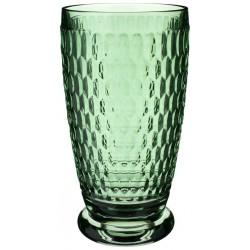 Pahar apa bere highball boston coloured green