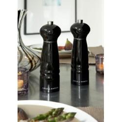 Set rasnite sare piper Windsor negru 12 cm