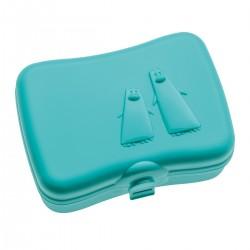 Cutie pentru sandwish ping pong blue