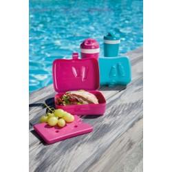 Cutie pentru sandwishuri ping pong pink