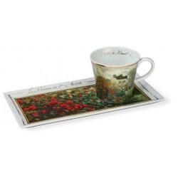 Ceasca cafea cu platou Artist House, cod 276217